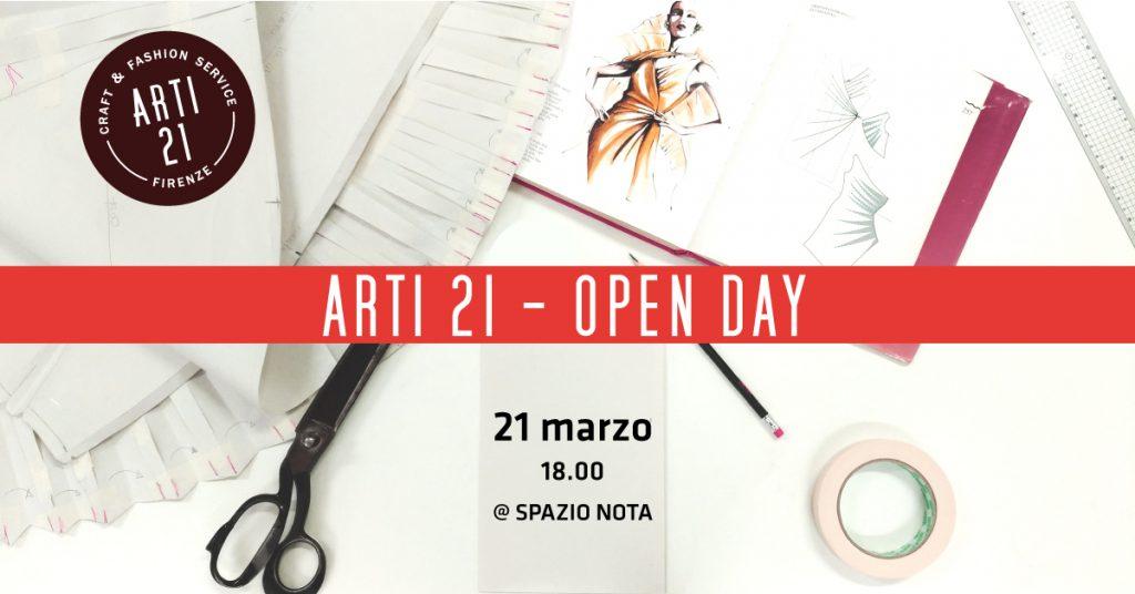 Arti 21 - Open day
