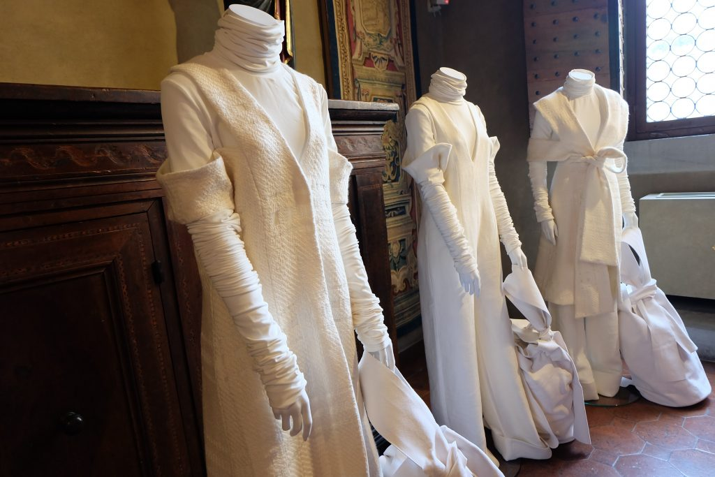 EcoEgo - Il futuro della moda a Palazzo Davanzati